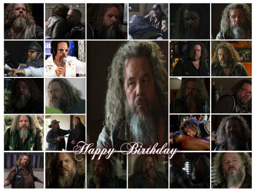 sons-of-anarchy-news:  Happy Birthday to Mark Boone Junior from Sons of Anarchy!