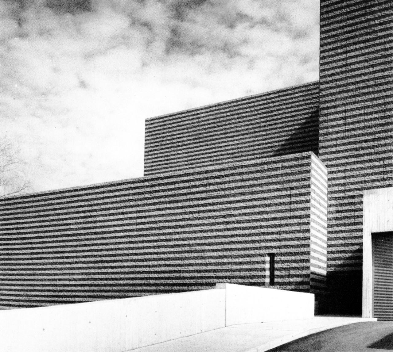 architectureofdoom:  Cleveland Museum of Art, Marcel Breuer, 1970
