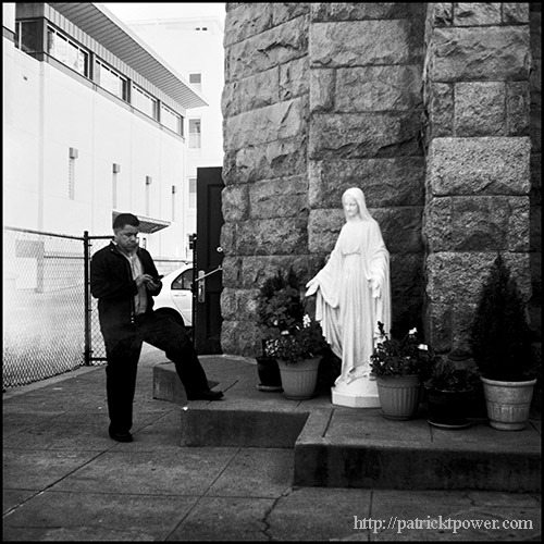 Sacred TextSt. Paul's Catholic ChurchSan Francisco, California20 January 2013© 2013 by Patrick T. Power. All Rights Reserved.