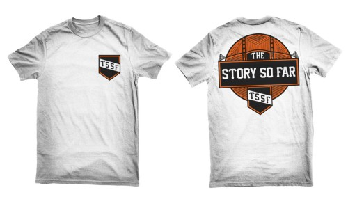"CLIENT : THE STORY SO FAR ""BRIDGE"" T DESIGN  WORK WITH ME DIRECTLY  CHARMEDIACA@GMAIL.COM"