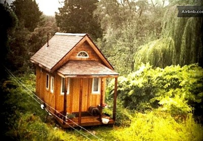 Beautiful Tiny House You Can Rent in CanadaView Post