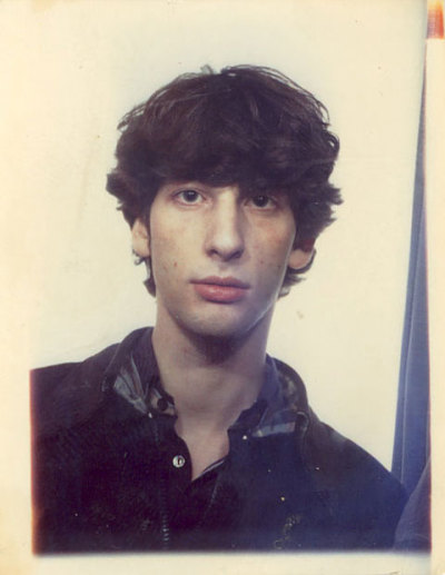 Neil Gaiman as a teenager is not as strange as it would be