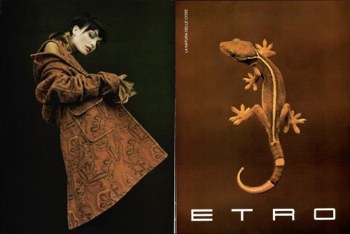 ETRO #etro#advertising#fashion advertising#fashion#advertisement