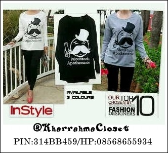 #ROUND MUSTACHE# Price : only 72.000 FIXED PRICE (shipping charge is not included) Interested? Text me :08568655934. PIN:314BB459. @KharrahmaCloset *Can choose the color as desired *For further information contact us *Goods that have been purchased or have been sent will not be refunded, we will examine the goods before shipping I'm from Indonesia