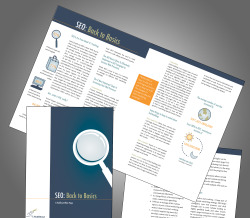 HubShout SEO Marketing company white paper design