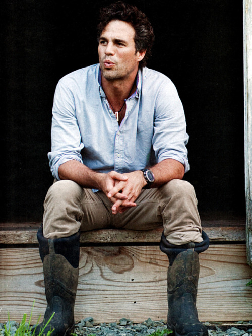 Mark Ruffalo | Men's Journal June 2013 | ph. Coke Wisdom O'Neal