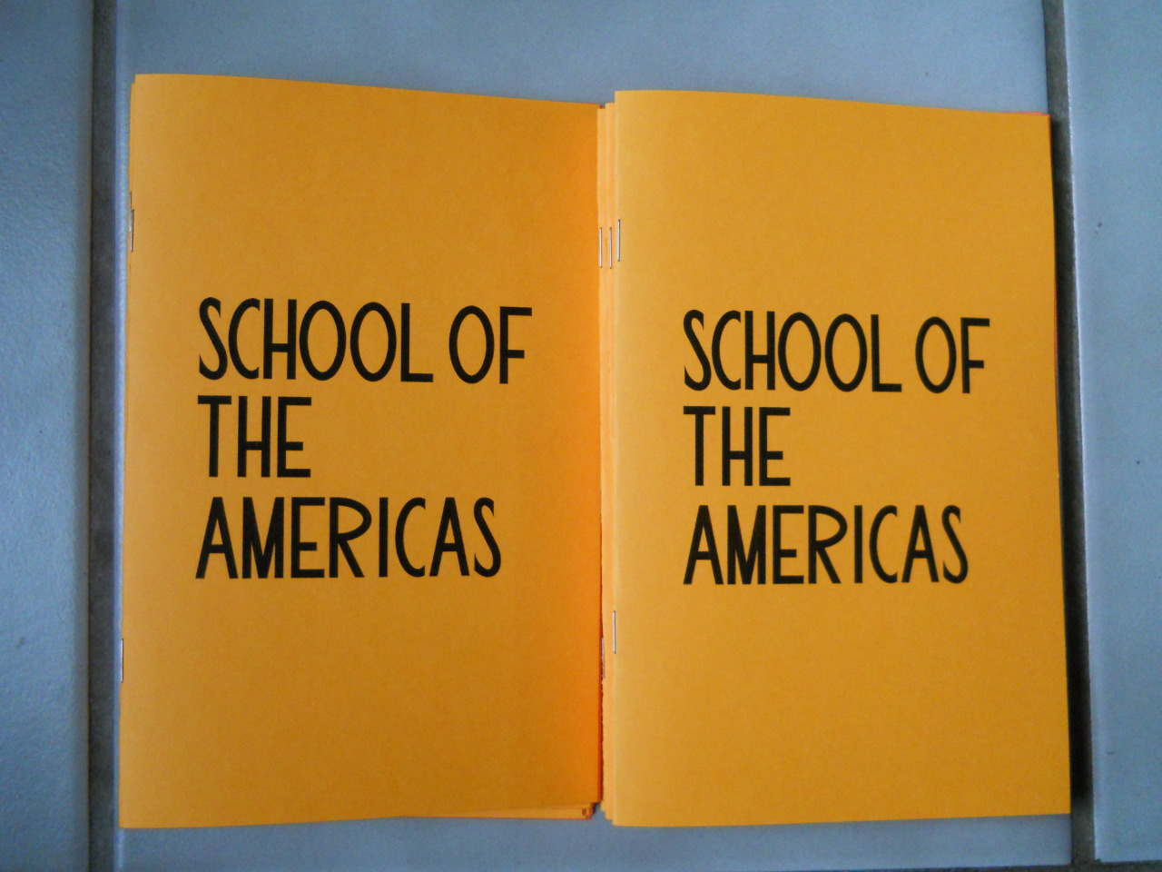 My new zine SCHOOL OF THE AMERICAS debuting at Brooklyn Zine Fest this weekend. It features portraits of South American and Latin American dictators educated at the School of the Americas in Fort Benning, GA.