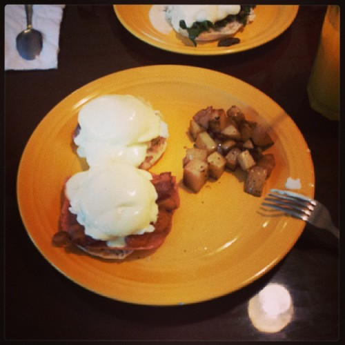 Bene breakfast (at Los Benes)