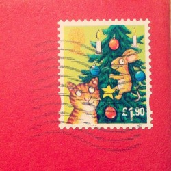 #christmas #card #stamp
