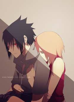 sasusakuchannel:  SasuSaku - Just to feel anything by *TejaMa