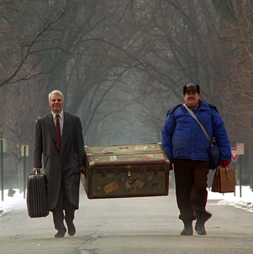 365filmsfortheyear:  Planes, Trains and Automobiles (1987)