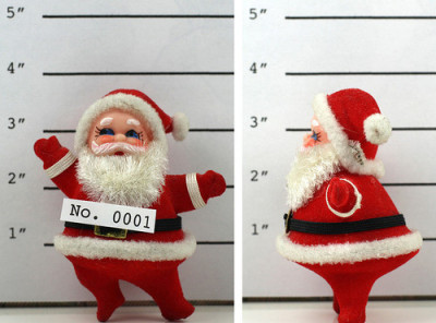 Wanted: Santa Claus by kevin dooley on Flickr.