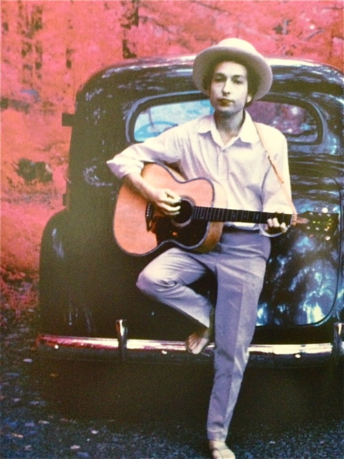 theswinginsixties:  Bob Dylan