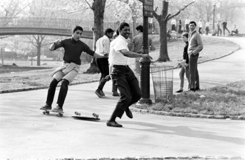 LIFE Photos Of Skateboarding In NYC In The 60′sThis 1960′s Skateboarding photos shows the New York Skate Scene in such a different light. The…View Post