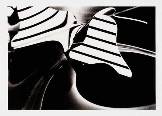 "György Kepes, ""Fluid Patterns,"" photograph, 1942"