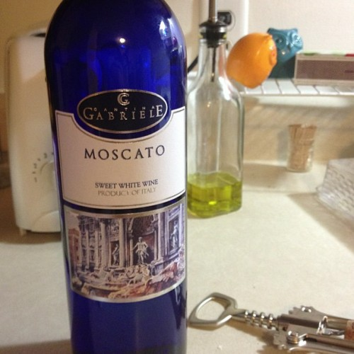 Finally found a #wine I like :)