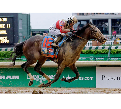 Orb comes from behind to take 139th Kentucky Derby