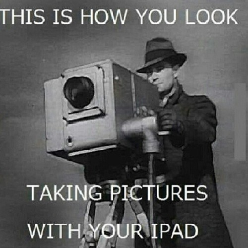 #howyoulook #pictures #ipad #hilarious #lmao cant remember if I posted this before but I was going thru my screenshots and died #laughing #again! #ha #pow