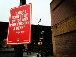 Rap Quote Location Signs by Jay Shells posted by ianbrooks.me