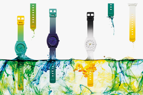 The Time Teller P Dip-Dye Collection - Nixon