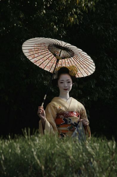 geisha-licious:  Kosen as maiko (SOURCE)