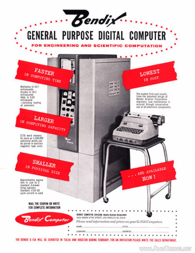 explore-blog:  The very first personal computer, which we owe to Alan Turing's legacy