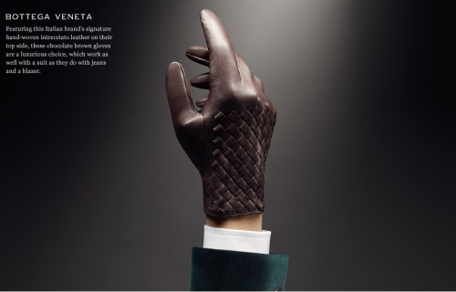 anchordivision:  Mr. Porter – The Edit: Winter Gloves