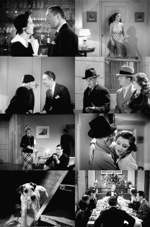 justlikethistrain:  The Thin Man (1934)