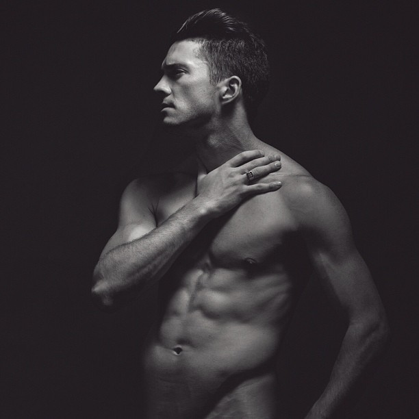 jamesdemitri:  Olympic speed skater @blakeskjellerup shot by me www.jamesdemitri.com http://www.facebook.com/james.demitri