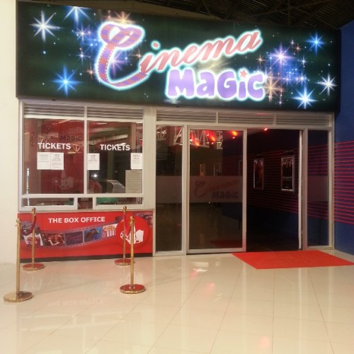 Uganda's first 3D cinema, in Metroplex Mall, is opening this weekend and they're showing Life Of Pi! Can't wait!  (at Metroplex Shopping Mall Naalya)
