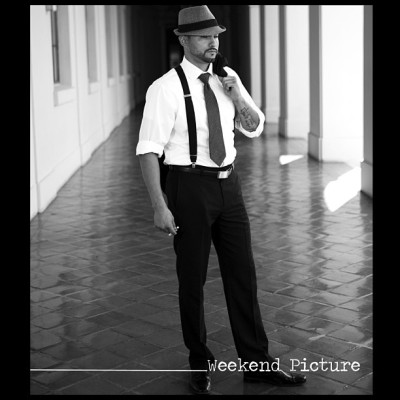 1920s-1930s #retro #photoshoot #dapper model Andrew photographer @agonciulea full photo at #weekendpicture.com