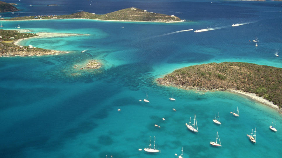 Escape to the Virgin Islands (via Christmas Cove : Daily Escape : Travel Channel)