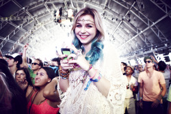 milkstudios:  The Coachella Fairy.