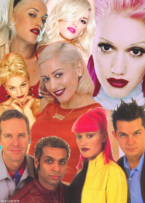 nodoubtem:  idk here's a semi-crappy gwen/nd collage I made a few hours ago  cool!