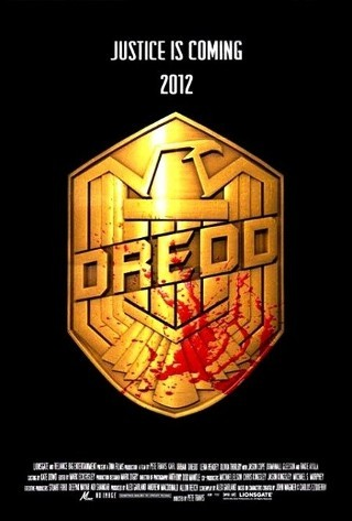 I am watching Dredd                                                  43 others are also watching                       Dredd on GetGlue.com