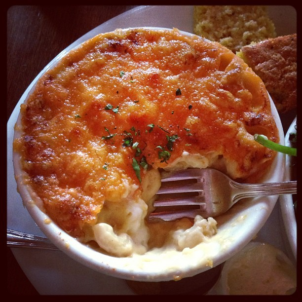 Mac and cheese no 14 might be the best one yet. #food (at Screen Door)