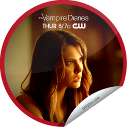 I just unlocked the The Vampire Diaries: The Walking Dead sticker on GetGlue                      11096 others have also unlocked the The Vampire Diaries: The Walking Dead sticker on GetGlue.com                  Caroline tries to distract Elena from her dangerous new obsession. Thanks for watching, you've unlocked the 'The Walking Dead' sticker.  Share this one proudly. It's from our friends at The CW.