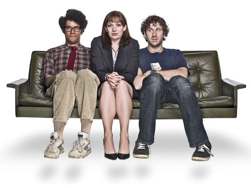 "The IT Crowd special planned for ""middle of next year"" by   Louisa Mellor    Ever since Graham Linehan dangled a potential IT Crowd special in front of his audience after the series four finale, we've been waiting to hear more. Now, thanks to a fan on Twitter this weekend taking the journalistic initiative to ask @Glinner what the progress was, we learn that the special is pencilled in for ""…the middle of next year"" (though whether that means filming or broadcast we don't yet know)."