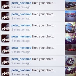 Thanks for all the love @peter_nextmod no homo.  Lol #toronto #nextmod #silentsuspekts #gtr #Genesis #jdm #kdm #asian