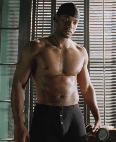 thefresh body of Will Smith…