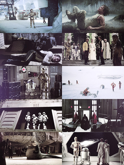 Screencap meme »» Star Wars (original trilogy) + Full body shots