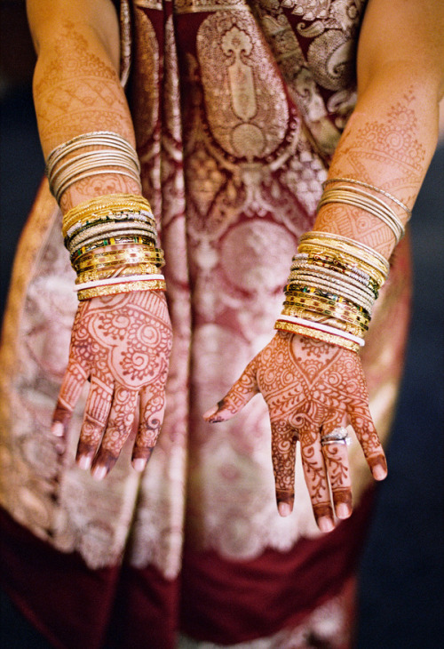 beautifulindianbrides:  Photo by:Jen Fariello