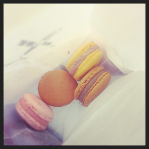 The most amazing Macarons <3