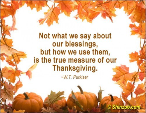 thanksgiving inspirational quotes tumblr