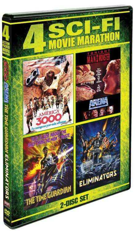 HOLY FUCK AMERICA 3000 FINALLY GET'S A DVD RELEASE!!!! Wish it was a release just for it but I can't be picky.