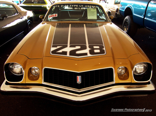 chromjuwelen:  1974 Z-28 LT by Swanee 3 on Flickr. 1974 Z-28 LT