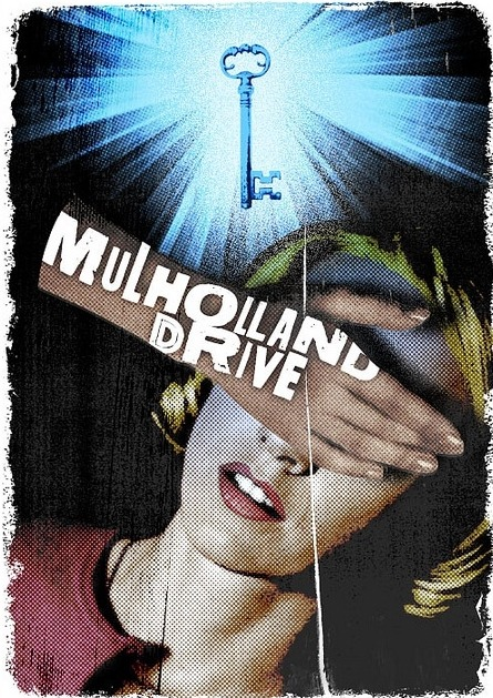 fuckyeahmovieposters:  Mulholland Drive by Mike Langlie Submitted by mauriciocoelho
