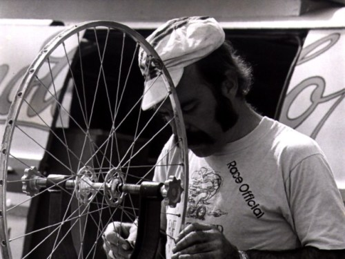bicycletech:  Bill Woodul