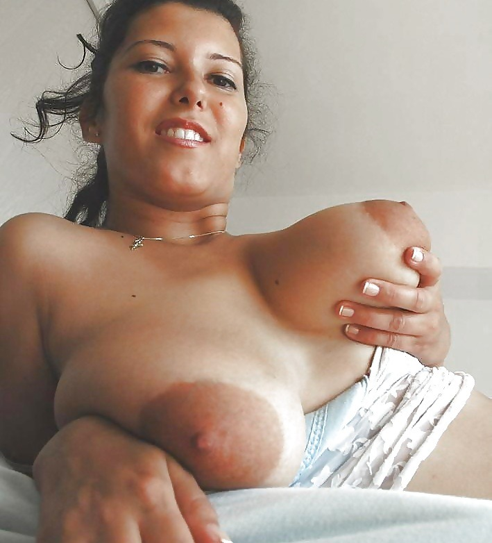 Mature women with big nipples