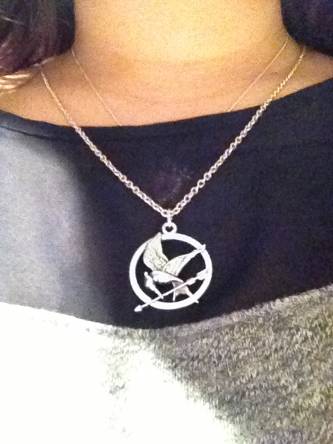 Look what Jennifer Lawrence gave me ;)